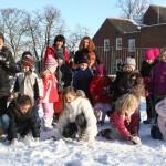 Zima w Polskiej Szkole Sobotniej w Yorku 2010