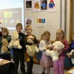 Dzień Pluszowego Misia w klasie A