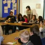 Warsztaty w Polskiej Szkole Sobotniej w Yorku 2010