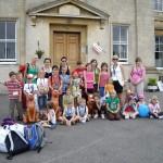 Wycieczka do Laxton Hall